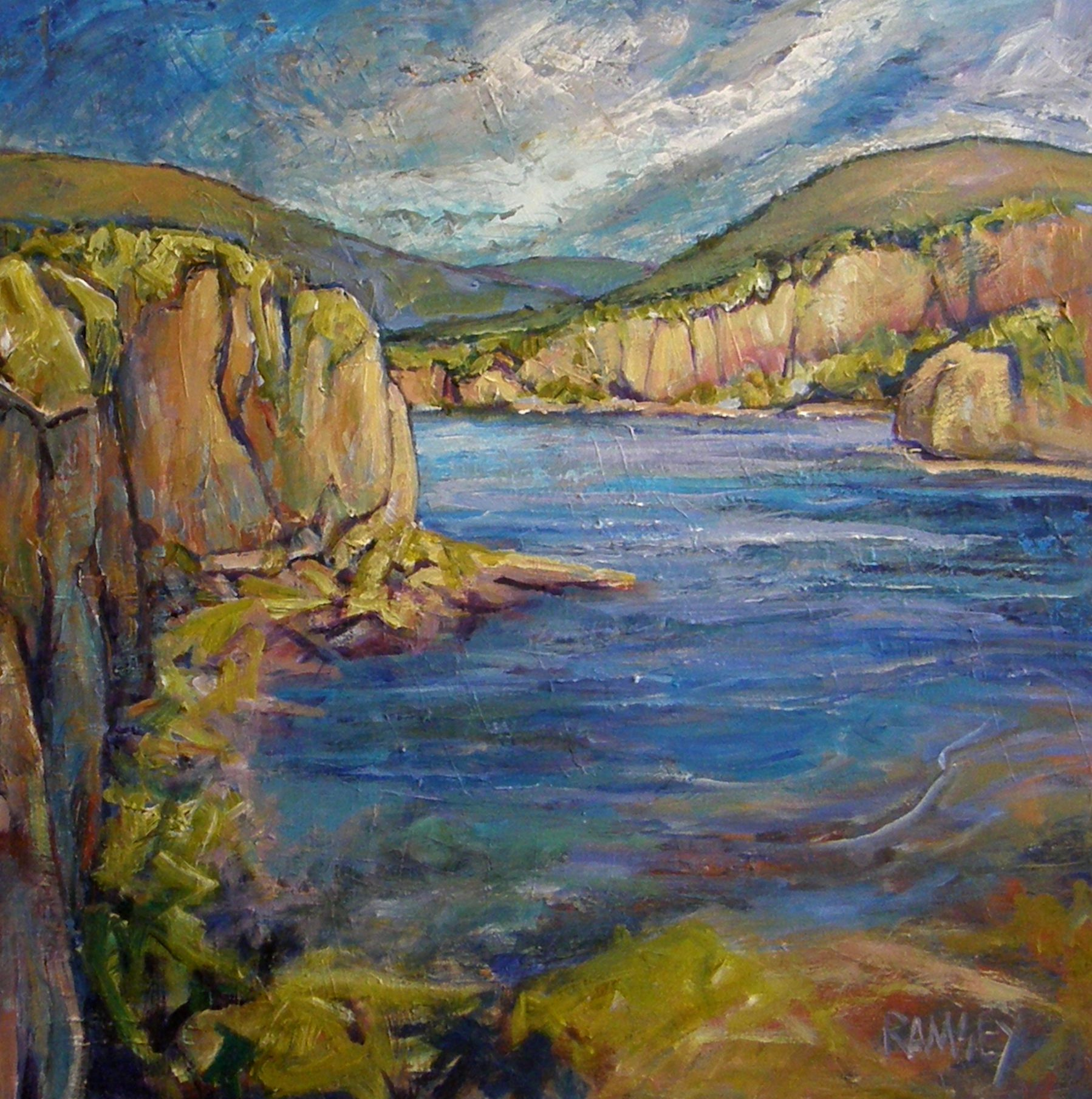 Sculptured Cliffs
